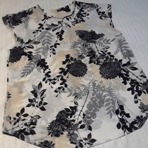 Ann Taylor Fall blouse